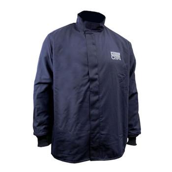 "CPA 43 cal/cm² - 12 oz. UltraSoft Navy 35"" Jacket ## SWJ-43 ##"