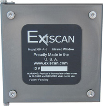 Exiscan XIR Infrared Window
