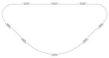 AFLENSU Replacement Lens