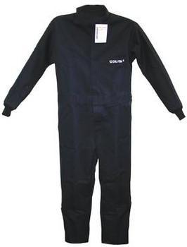 Salisbury 12 cal/cm2 Pro-Wear Arc Flash Protection Premium Coveralls - ACCA11BL
