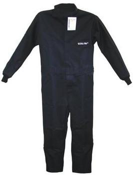 Salisbury 12 cal/cm2 Pro-Wear Arc Flash Protection Premium Coveralls - ACCA11BL