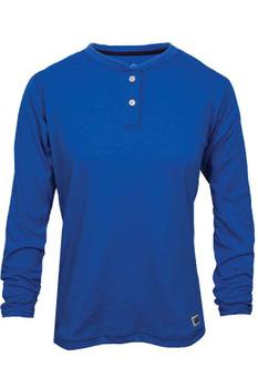 C54-BSLSW Women's FR Classic Cotton Henley Shirt