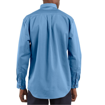 FRS160 Men's Flame Resistant Classic Twill Shirt