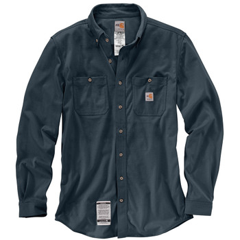 101698 Men's Flame Resistant Force Cotton Hybrid Shirt