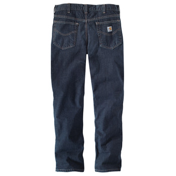 101814 Men's Flame Resistant Rugged Flex Jean Straight Trdl Fit