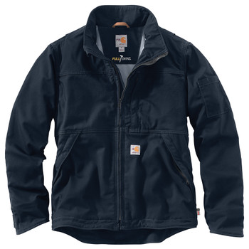 102179 Men's Flame Resistant Full Swing Quick Duck Jacket