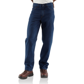 FRB100 Men's Flame Resistant Signature Denim Jean