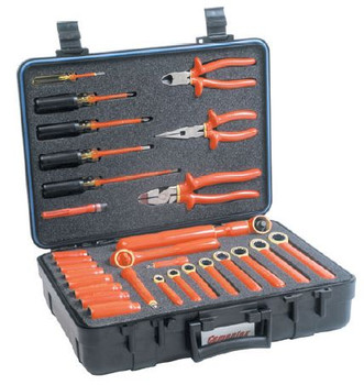 Cementex - Deluxe Maintenance Tool Kit 1,000 V ## ITS-MB430 ##