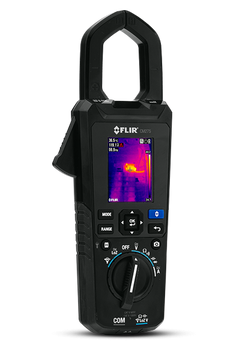 FLIR CM275 IGM™ Clamp Meter with Datalogging/Wireless and 12 hr. Battery Pack