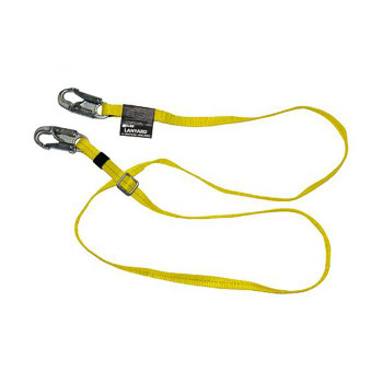MILLER 10 FT. ADJUSTABLE WEB LANYARD 210WLS-Z7/10FTYL