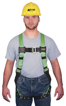 MILLER HP (HIGH PERFORMANCE) NON-STRETCH HARNESS 650T-4/UGK
