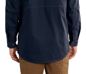 Flame-Resistant Full Swing  Quick Duck Shirt Jac