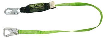 Miller BackBiter Tie-Back Lanyard - 6Ft