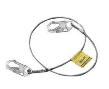 Miller Positioning and Restraint Cable -6ft.