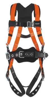 Miller Titan™ II Contractor Harness (Non-Stretch Webbing)