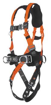 Miller Titan™ II Contractor Harness (Non-Stretch Webbing)