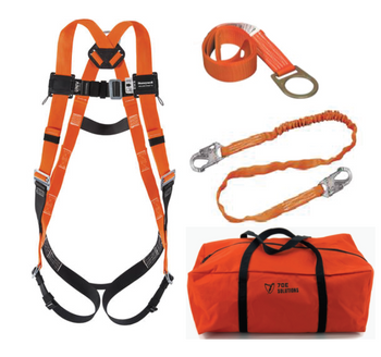 70E Solutions Compliance Fall Protection Kit