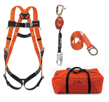 70E Solutions Self Retracting Lifeline Fall Protection Kit