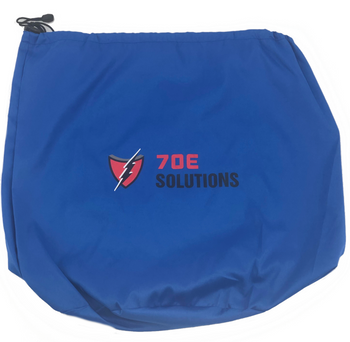 70E Solutions Nylon Hood Bag