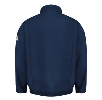 Bulwark EXCEL FR® ComforTouch® Lined Bomber Jacket Navy