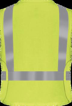 Bulwark Hi Visibility Safety Vest VMV4HV