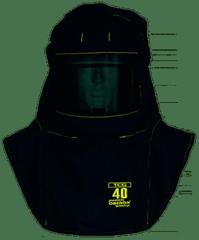 TCG40 PPE4 Hood w/Hard Cap