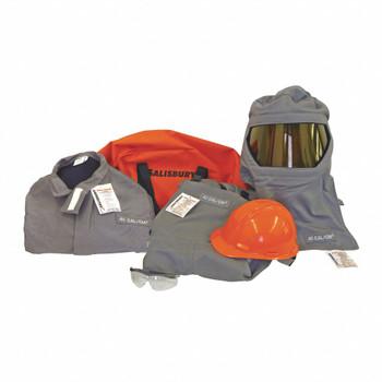 Salisbury 40 cal/cm² Flash Coat Kit w/o Gloves SK40 ## SK40 ##