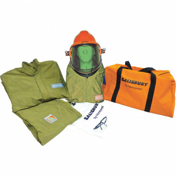 40.0 cal./cm2 Arc Flash Protection, Green