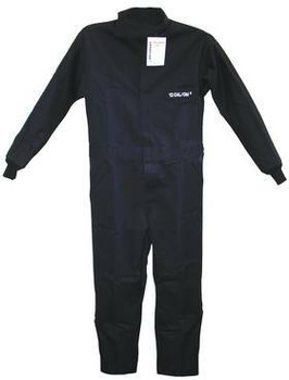 Salisbury 12 cal/cm2 Pro-Wear Arc Flash Protection Premium Coveralls - ACCA11BL-
