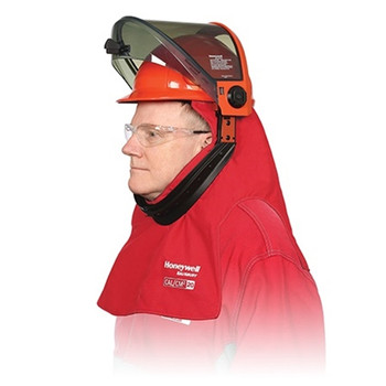 Salisbury PRO-WEAR® PLUS Premium 40cal Arc Flash Lift Front Hood LFH40PRG