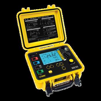 AEMC Ground Resistance Tester 2135.51 Model: 6472