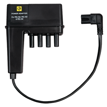 AEMC 2137.83 Adapter - 600V CAT III Power Adapter for use with Models PEL 102 & PEL 103