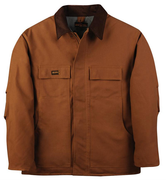 Big Bill 11 Oz. Ultra Soft Duck Winter Field Coat - 49.5 cal/cm² ## M513USD ##