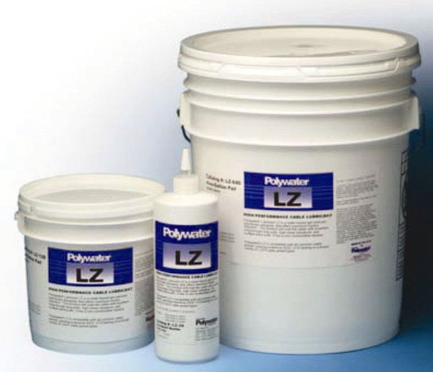 5-Gal Polywater Lubricant LZ ## LZ-640 ##