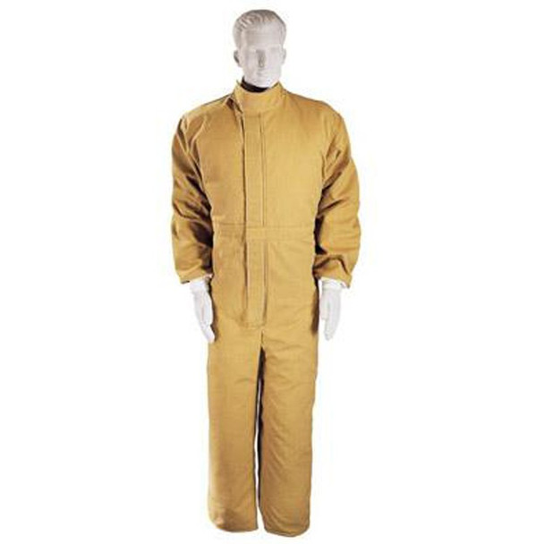 Oberon 65 Cal HRC 4 Arc Flash Protection Coveralls