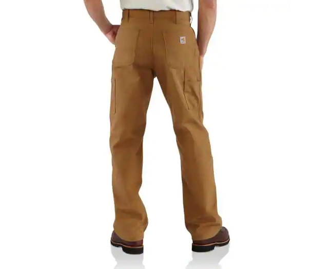 FLAME-RESISTANT DUCK WORK DUNGAREE