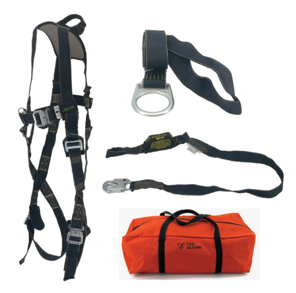 70E Arc Flash Fall Protection Kit