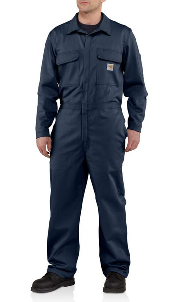 Carhartt 11 Cal/Cm² Flame-Resistant Traditional Twill Coverall