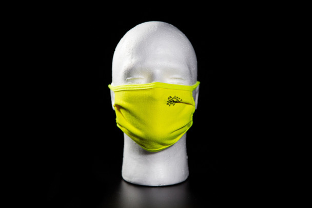 NSA Double Layer Hi-Vis FR Face Mask