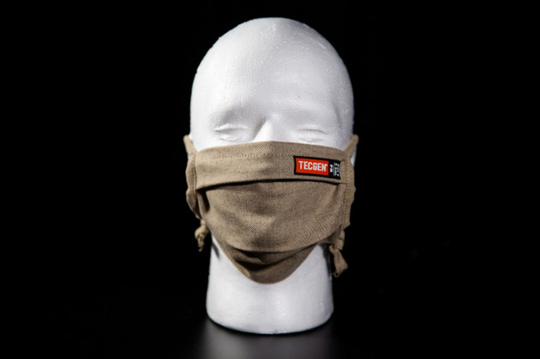 NSA TECGEN FR Surgical Style Face Mask with Adjustable Ear Loops