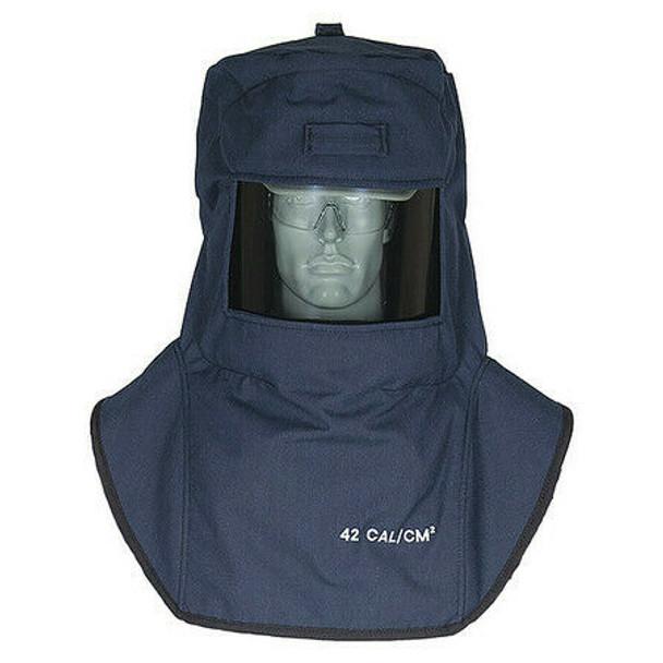 LAN4 PPE4 Arc Flash Hood, Hard Cap