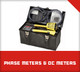 Phase Meters & DC Meters