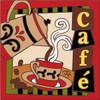 6x6 Tile Café