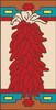 3x6 Tile Southwest Chili Ristra Right