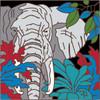 6x6 Tile Elephant 8116A