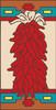 3x6 Tile Southwest Chili Ristra Left