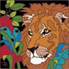 6x6 Tile Lion 8115A