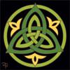 6x6 Tile Trinity Knot