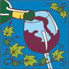 Wine Glass Pouring