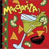 6x6 Tile Festive Margarita with Lime